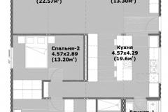 FX4-2-спальни-2-ванные
